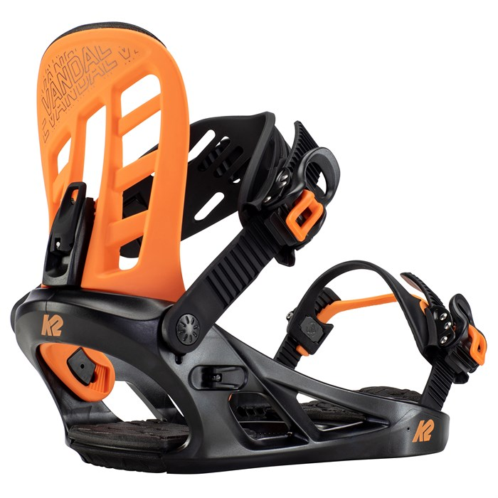 K2 - Vandal Snowboard Bindings - Boys' 2021