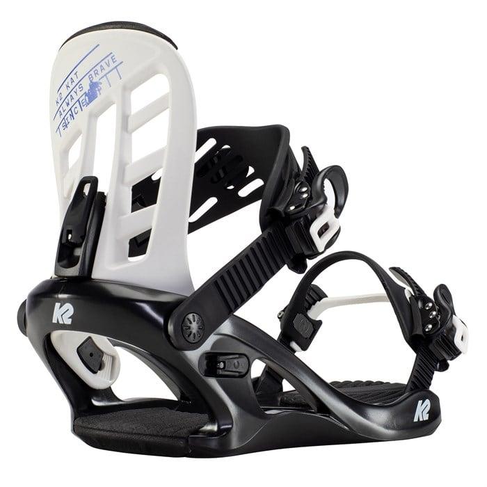K2 - Kat Snowboard Bindings - Girls' 2021