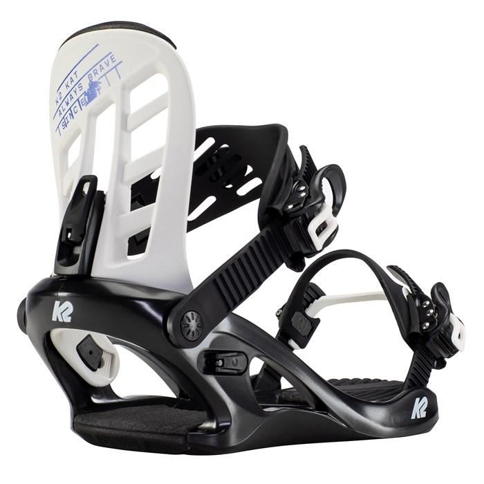 K2 - Kat Snowboard Bindings - Girls' 2022
