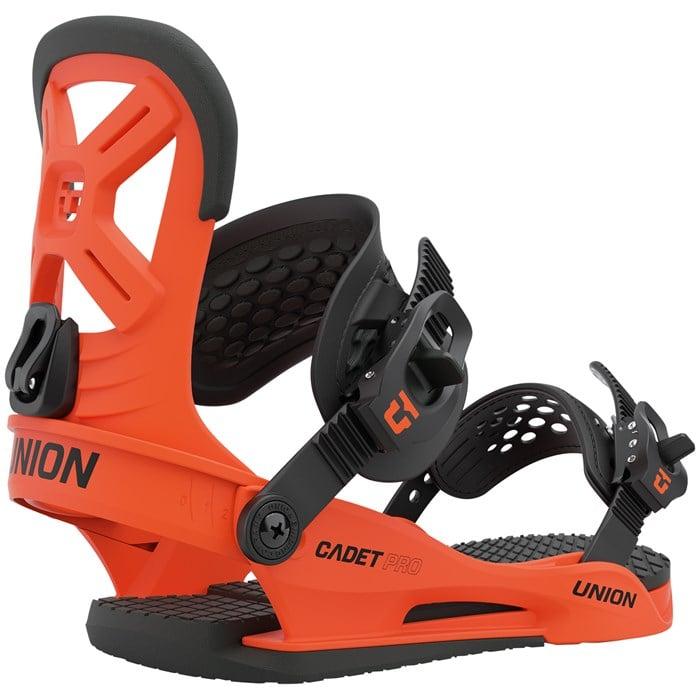 Union - Cadet Pro Snowboard Bindings - Kids' 2021