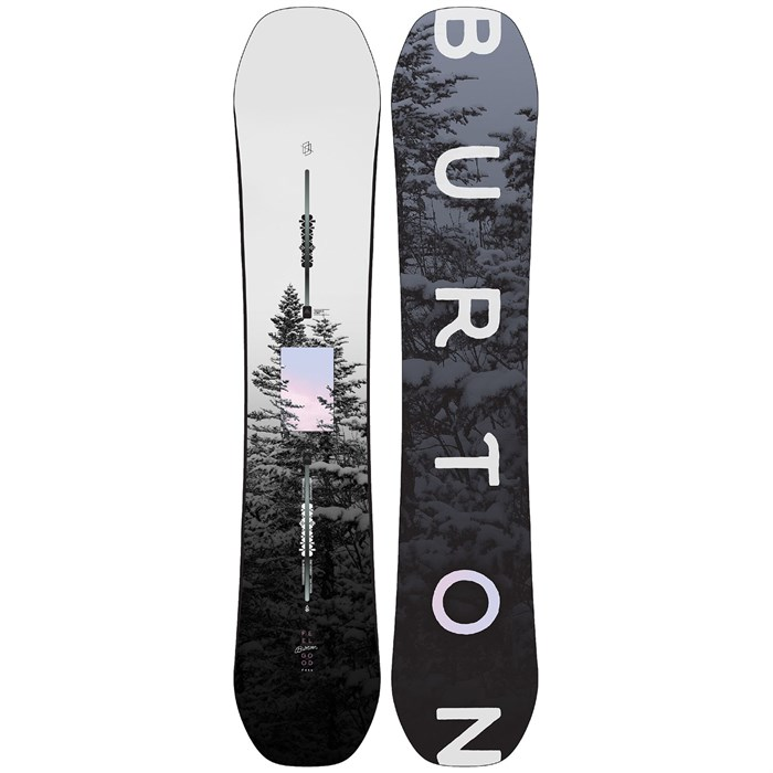 Burton - Feelgood Flying V Snowboard - Women's 2021