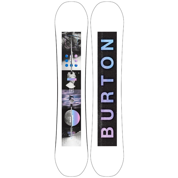 Burton - Talent Scout Snowboard - Women's 2021