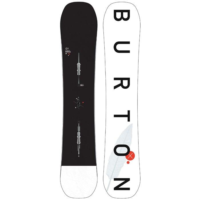 Burton - Custom X Snowboard 2021