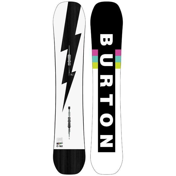 Burton - Custom Snowboard 2021