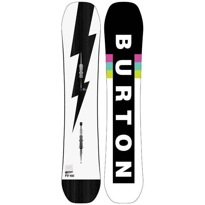 Burton - Custom Flying V Snowboard 2021