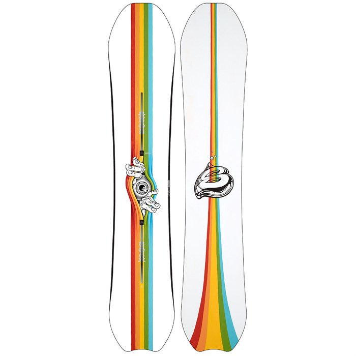 Burton - Deep Thinker Snowboard 2021 - Used