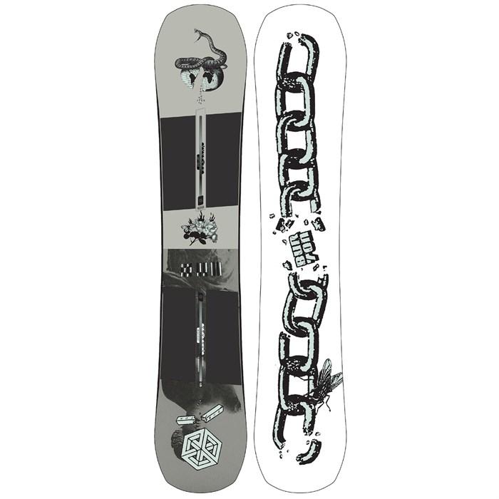 Burton - Name Dropper Snowboard 2021