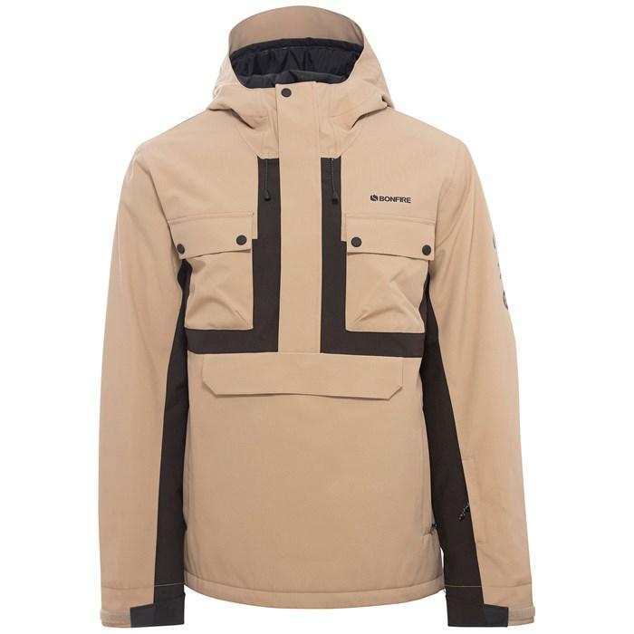 Bonfire - Ridge Insulated Pullover Jacket