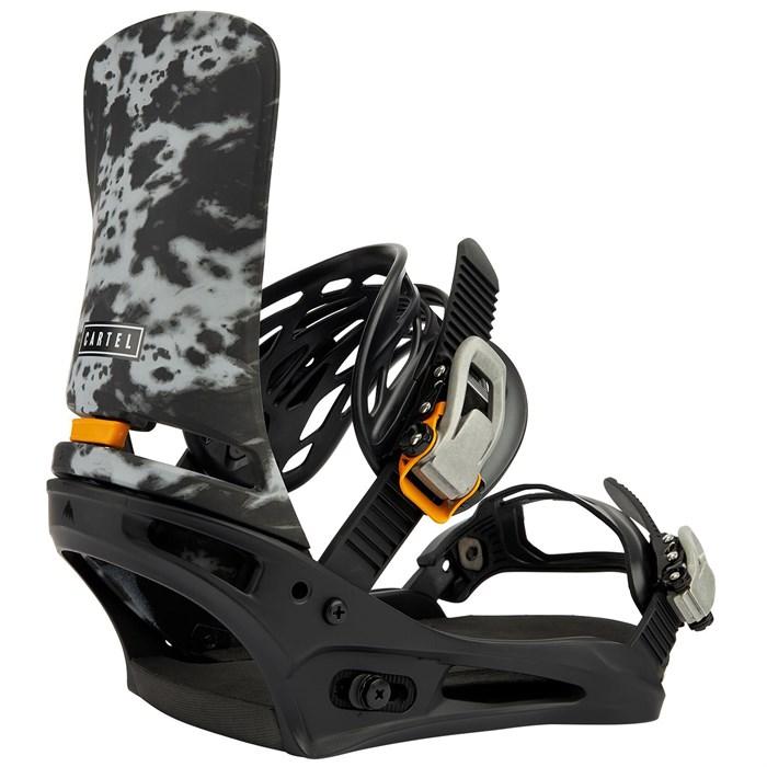 Burton - Cartel Snowboard Bindings 2022
