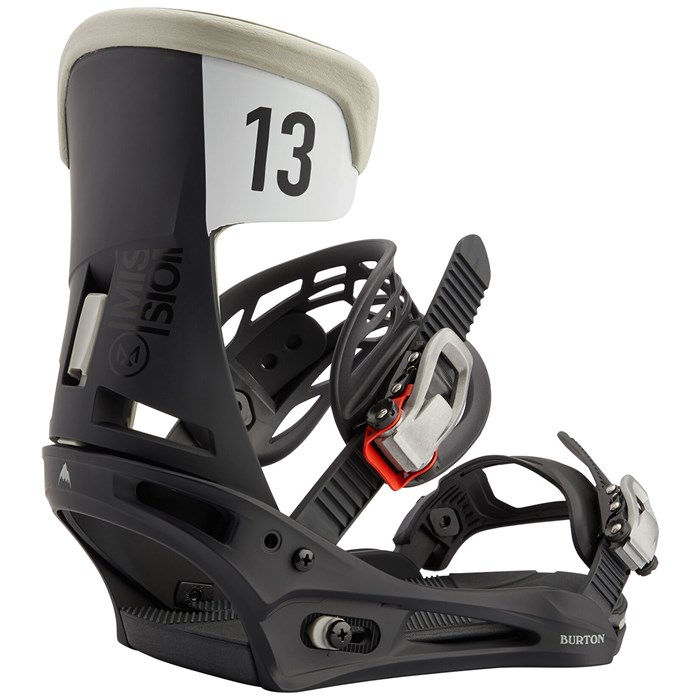 Burton - Mission Snowboard Bindings 2021