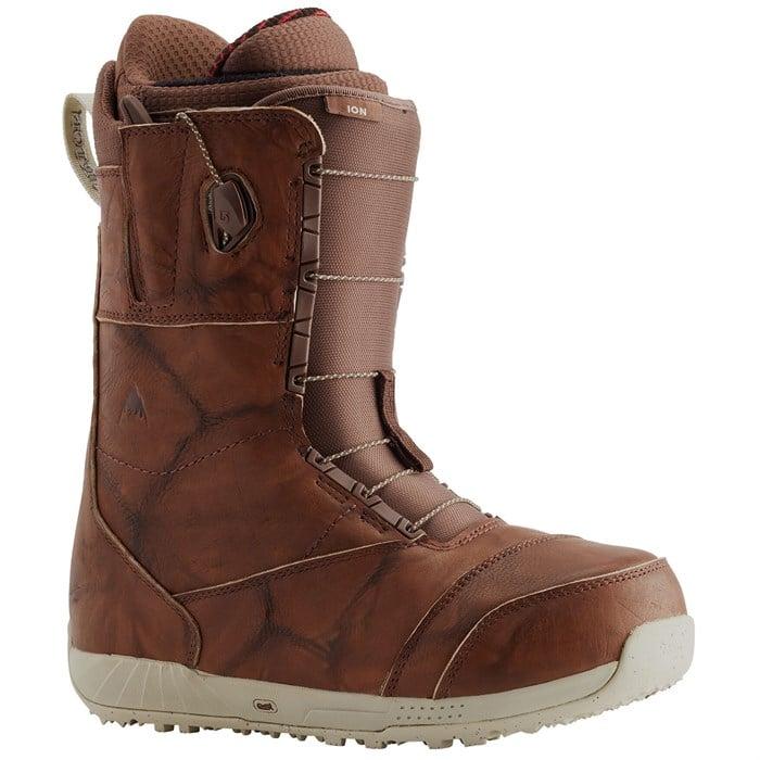 Burton - Ion Leather Snowboard Boots 2021 - Used
