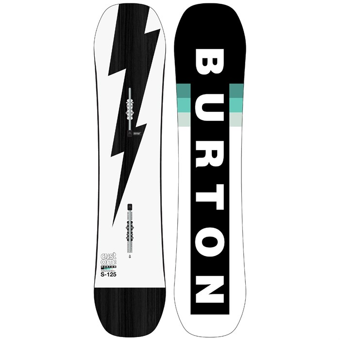 Burton - Custom Smalls Snowboard - Boys' 2021