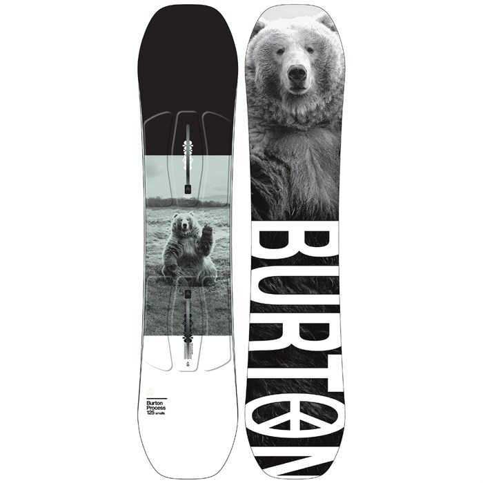 Burton - Process Smalls Snowboard - Boys' 2021