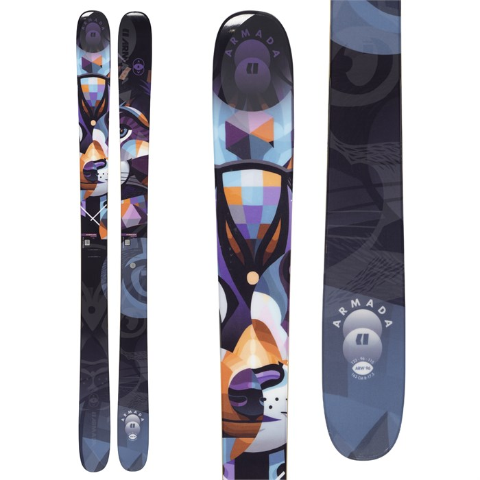 Armada - ARW 96 Skis - Women's 2021