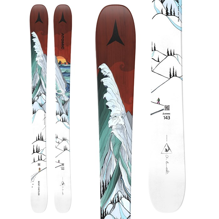 Atomic - Bent Chetler Mini Skis - Boys' 2021
