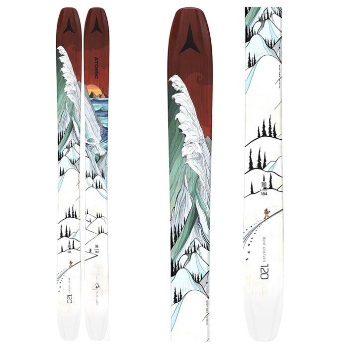 Atomic - Bent Chetler 120 Skis 2021