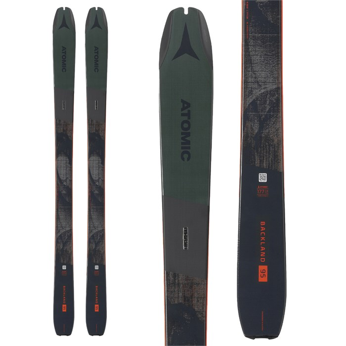 Atomic - Backland 95 Skis 2021