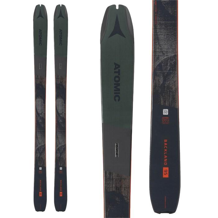 Atomic - Backland 95 Skis 2021