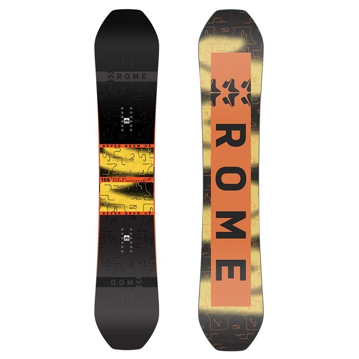 Rome - Stale Mod Snowboard 2021