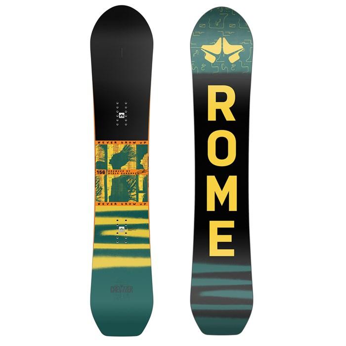 Rome - Stale Crewzer Snowboard 2021