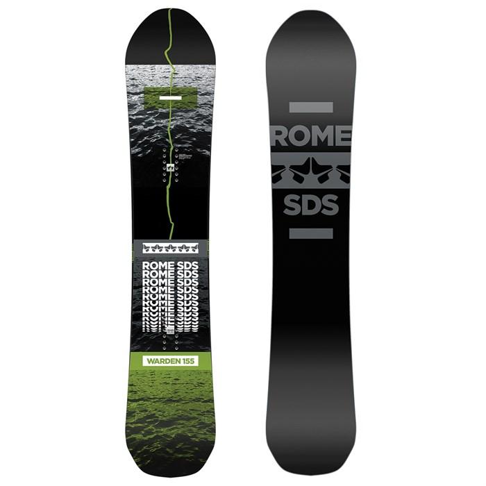 Rome - Warden Snowboard 2021