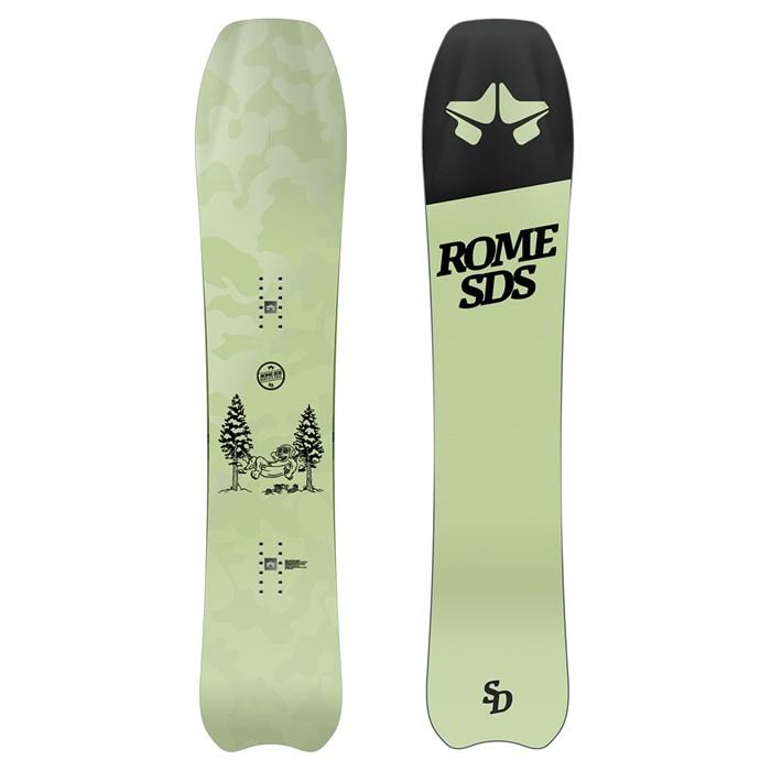 Rome - Service Dog Snowboard 2021