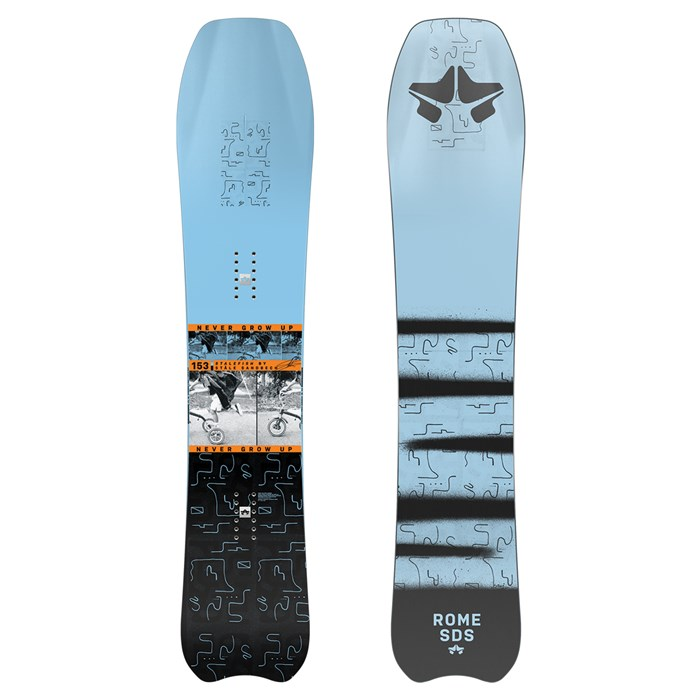 Rome - Stale Fish Snowboard 2021