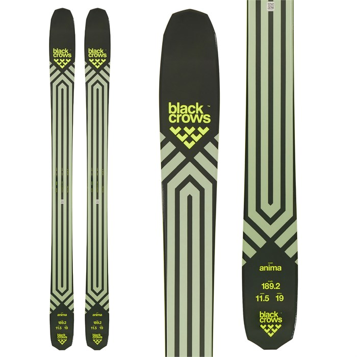 Black Crows - Anima Skis 2021