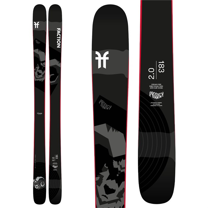 Faction - Prodigy 2.0 Skis 2021