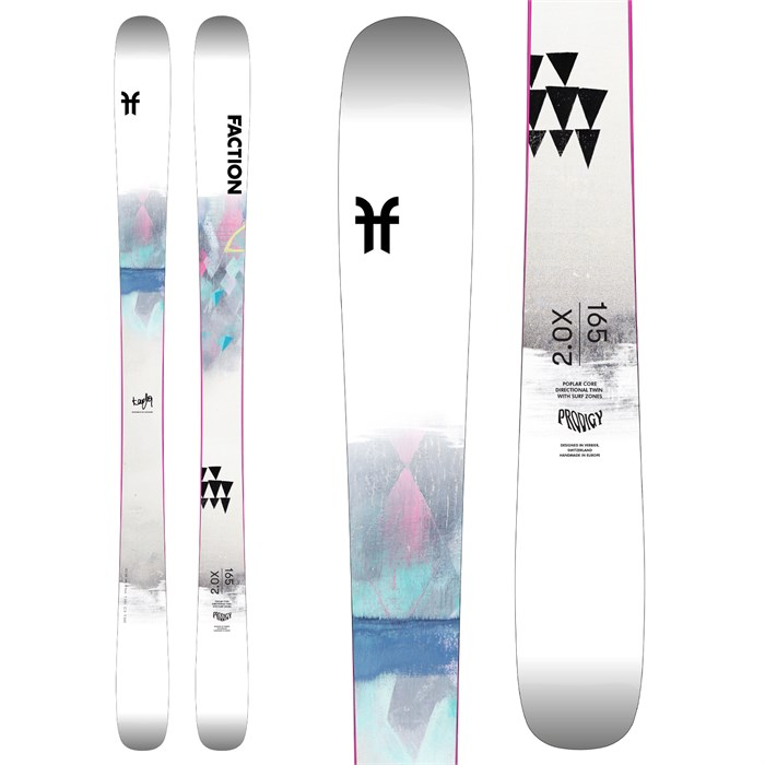 Faction - Prodigy 2.0X Skis - Women's 2021