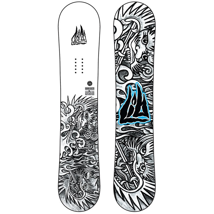 Lib Tech - Banana Blaster BTX Snowboard - Little Kids' 2021