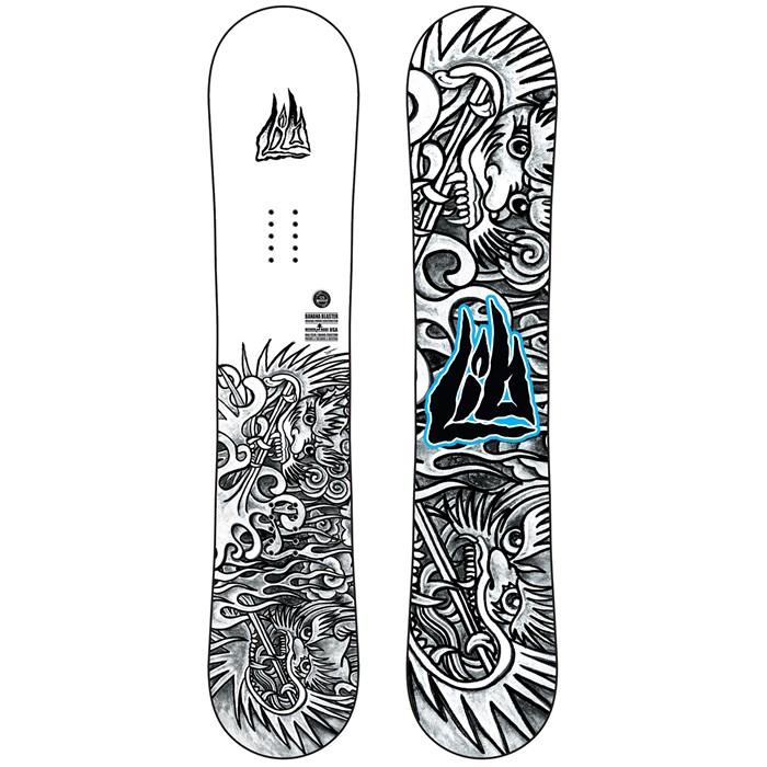 Lib Tech - Banana Blaster BTX Snowboard - Kids' 2021