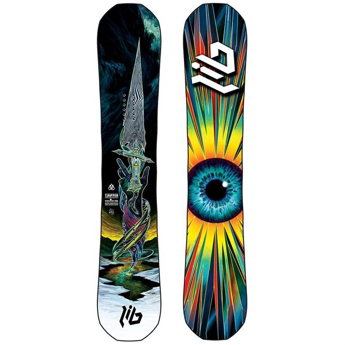 Lib Tech - T.Ripper C2 Snowboard - Boys' 2021