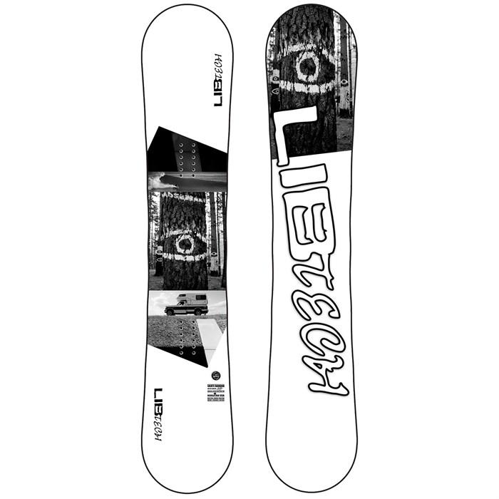 Lib Tech - Austen Sweetin Skate Banana BTX Snowboard 2021