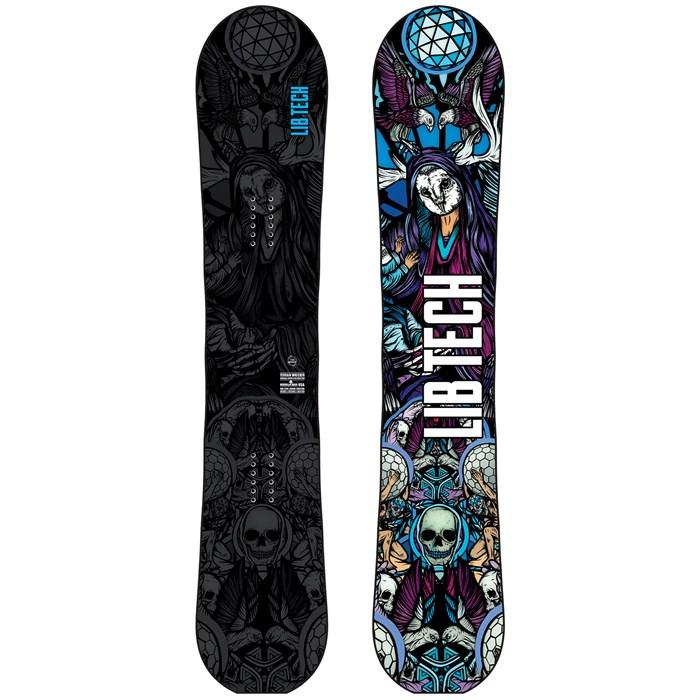 Lib Tech - Terrain Wrecker C2X Snowboard 2021