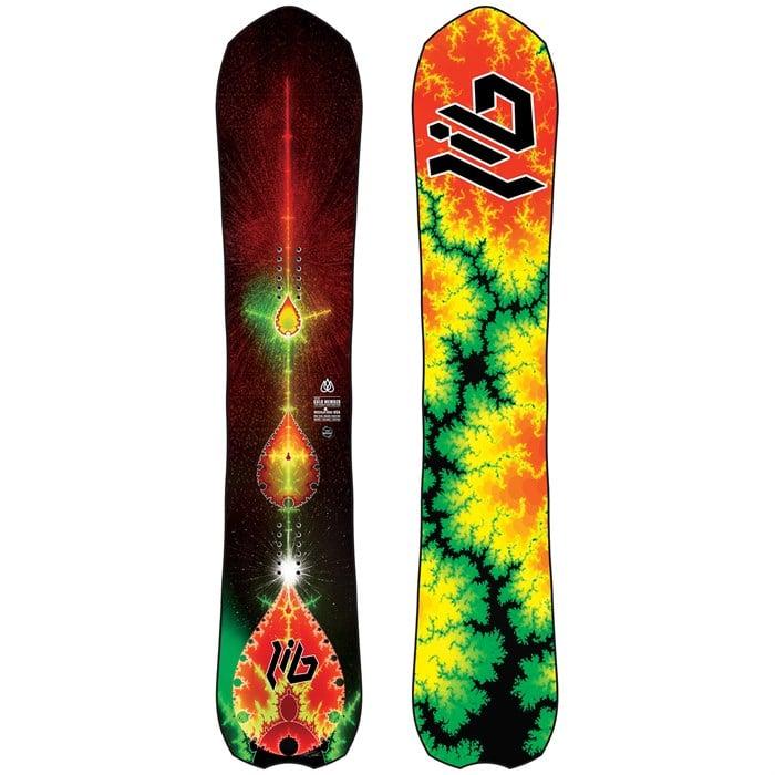 Lib Tech - T.Rice Gold Member FP C2X Snowboard 2021 - Used