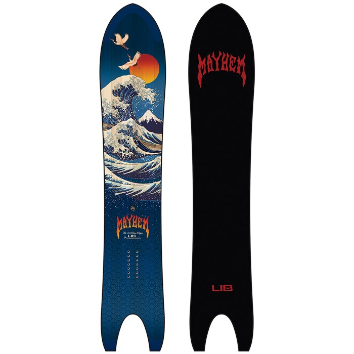 Lib Tech - Lost Retro Ripper C3 Snowboard 2021
