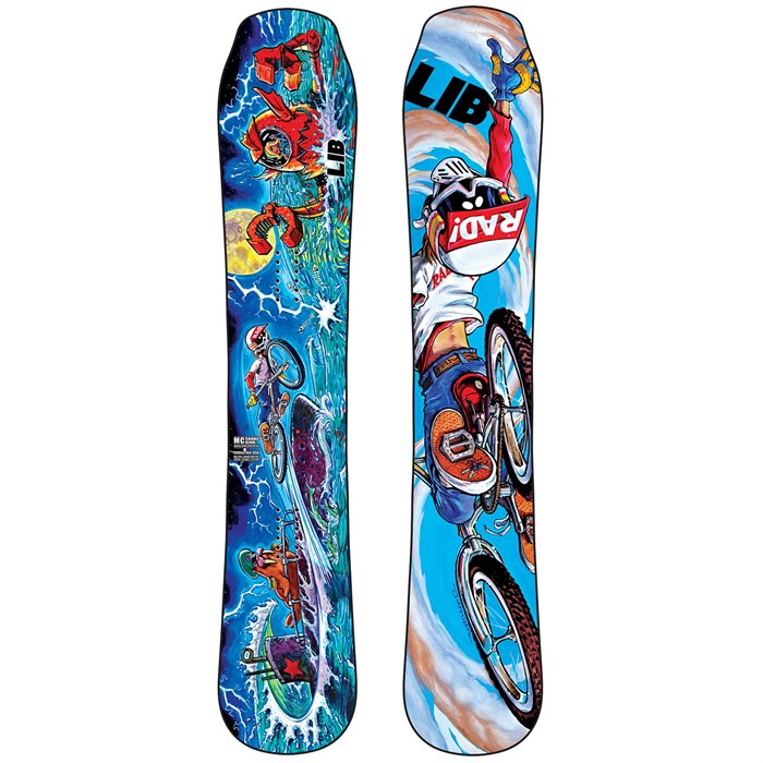 Lib Tech - MC Snake Kink C3 Snowboard 2021