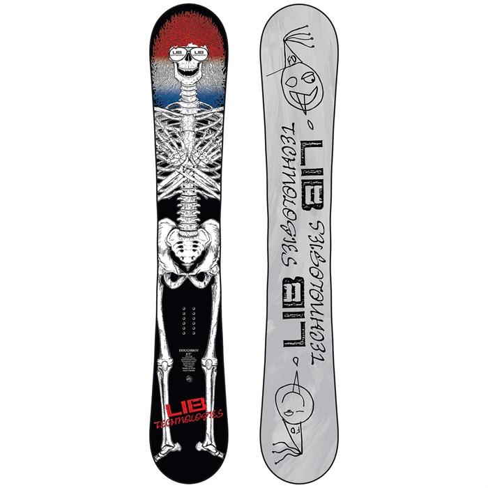 Lib Tech - Doughboy Shredder C3 Snowboard 2021