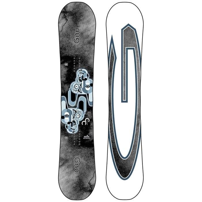 GNU - Carbon Credit Asym BTX Snowboard 2021