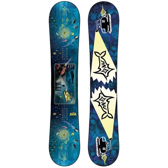 GNU - The Finest C2 Snowboard 2021