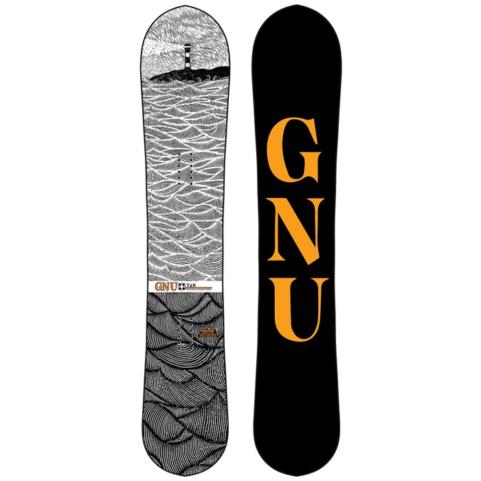 GNU - T2B Snowboard 2021