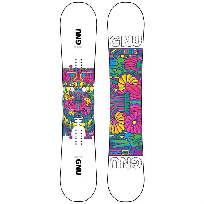 GNU - Asym B-Nice BTX Snowboard - Women's 2021