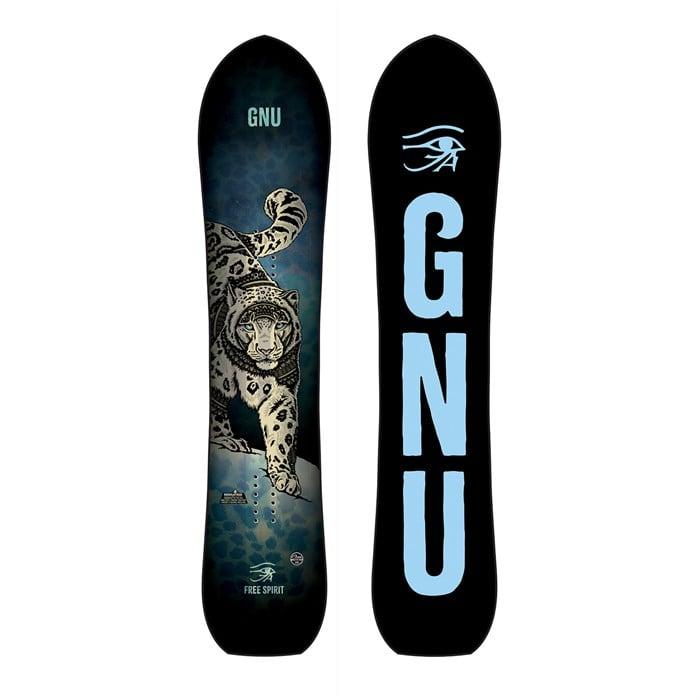 GNU - Free Spirit C3 Snowboard - Women's 2021