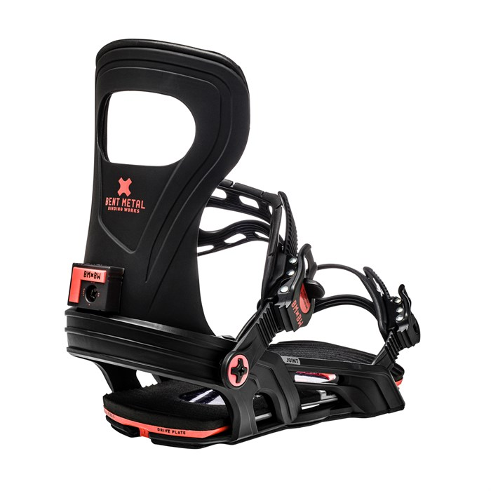 Bent Metal - Joint Snowboard Bindings 2021