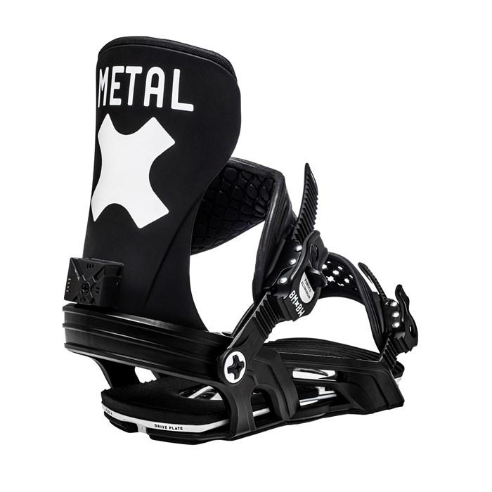 Bent Metal - Axtion Snowboard Bindings 2021