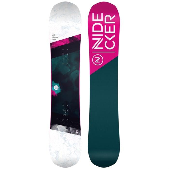 Nidecker - Flake Snowboard - Girls' 2021