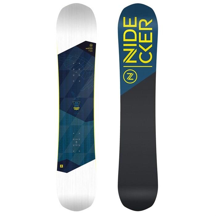 Nidecker - Merc Snowboard - Kids' 2021