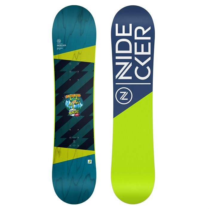 Nidecker - Micron Magic Snowboard - Little Kids' 2021
