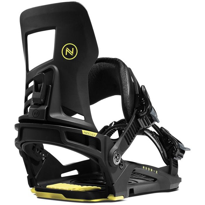 Nidecker - Muon-X Snowboard Bindings 2022